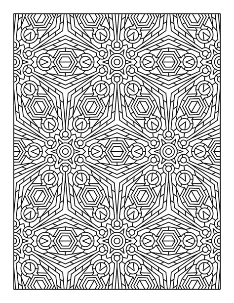 abstract printable adult coloring pages gianfredanet