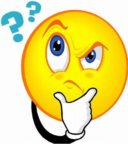 Clipart Question Cartoon Marks Clip Library Thinking