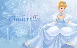 Disney Princess Cinderella Desktop Wallpaper 07827 - Baltana