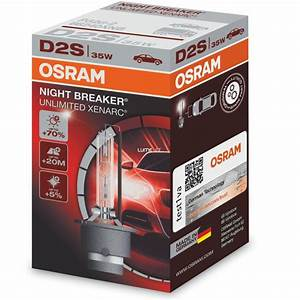 Osram Xenarc Night Breaker : osram xenarc night breaker unlimited 66240xnb d2s lumenet ~ Kayakingforconservation.com Haus und Dekorationen