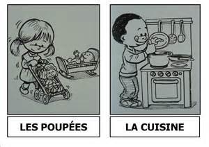 jeu la cuisine de les étiquettes quot coins quot et activités de la classe ecole