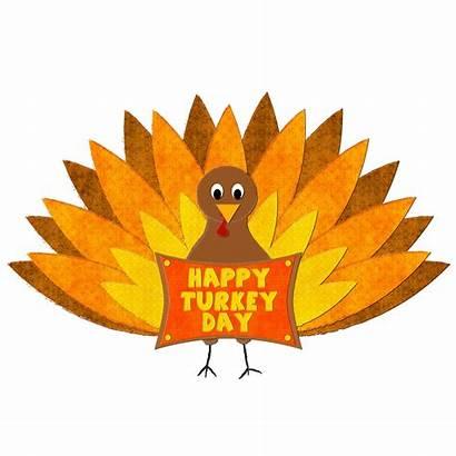 Thanksgiving Turkey Happy Clip Clipart Cliparts Bing