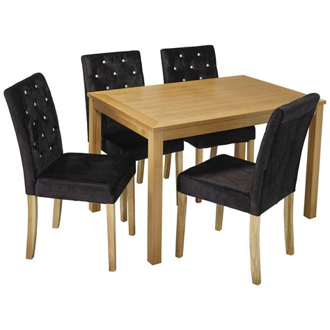 Titre Ottoman 4 Lettres by Oak Dining Table Fabric Chairs 28 Images Madrid 200cm
