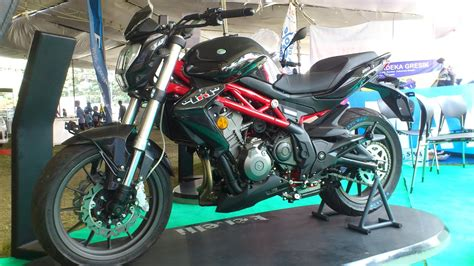 Review Benelli Tnt 250 by Benelli Indonesia Tnt 250 Hobbiesxstyle