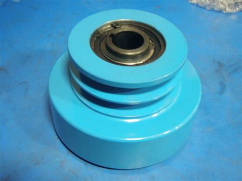 Centrifugal Clutch Heavy Duty Double Groove B/a With 1-1/8