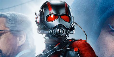 Paul Rudd Shows off New Ant-Man Suit | Screen Rant