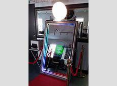 Halloween Magic Mirror Photo Booth – Mathews County