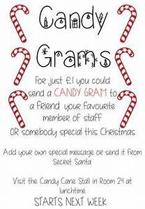 Candy Cane Grams Order Form Projects to Try