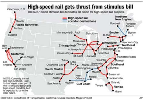 obama unveils  high speed rail future ecolocalizer