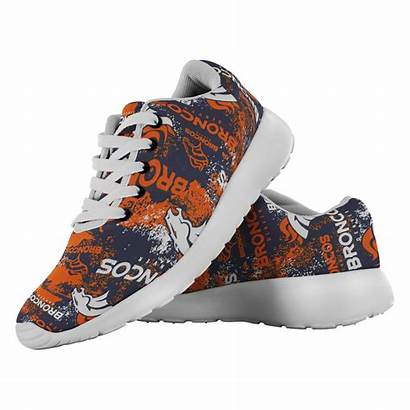 Denver Broncos Official Wear Nike Mens Running