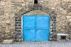 steinwand farbe steinwand blaue farbe stockbild bild 2996411
