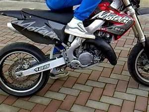 Honda 125 Crm : honda crm 125 supermotard sound youtube ~ Melissatoandfro.com Idées de Décoration