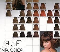 Hair Color Chart Keune For 2019 Hair Color Chart Hair