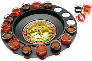 Bar A Roulette : roulette shot glass bar drinking game set ~ Teatrodelosmanantiales.com Idées de Décoration