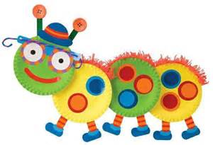 kitchen bulletin board ideas paper plate caterpillar craft funnycrafts