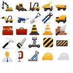 Construction Clipart Business Vector Transparent Icons Webstockreview