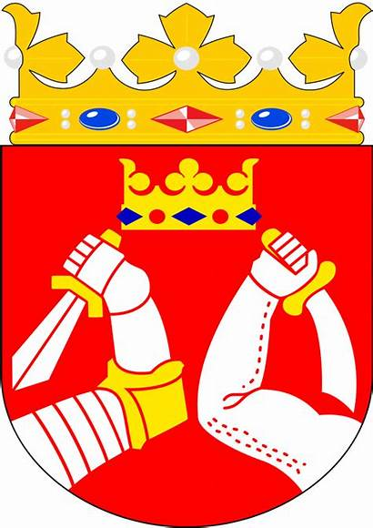 Karelia Finland Coat Arms Province Historical Ceded