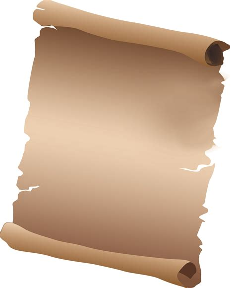 paper scroll clipart clipart suggest