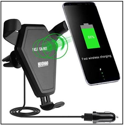 Best Iphone X Wireless Car Chargers Easy To Charge In Car