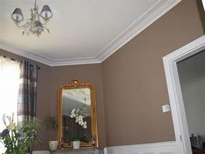 peintures interieures travaux de peinture egr deco With peinture blanche pour mur interieur