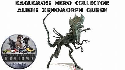 Alien Queen Eaglemoss Hero