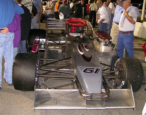 A Very Mean Supermodified, The Clyde Booth #61.