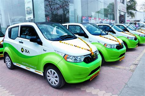 Mahindra, Ola Launch Electric Vehicle Project In Nagpur