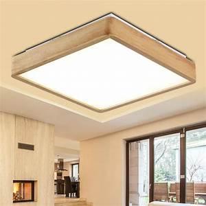 Wohnzimmer Lampe Holz : schlafzimmer lampen decke kinder lampe led decke lampe ~ Lateststills.com Haus und Dekorationen