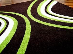 Teppich Braun Grün : designer teppich softstar braun gr n modern abverkauf sonderposten designerteppiche sonderposten ~ Whattoseeinmadrid.com Haus und Dekorationen