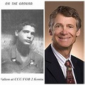 John T. Walton-Army-served with Green Berets as a medic in ...