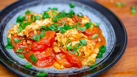 Next Level Chinese Tomato Fried Eggs (番茄炒蛋) + DIY Chinese ...