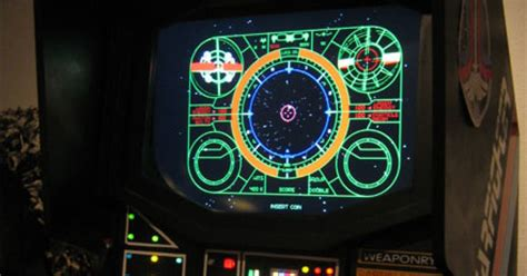 The Last Starfighter Arcade Cabinet