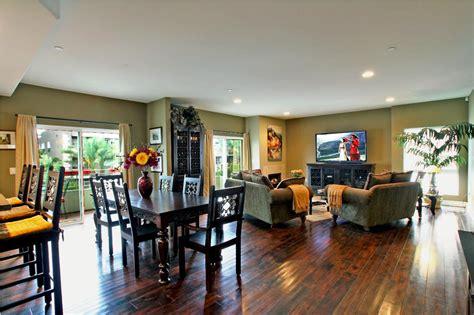 bungalow open concept floor plans design
