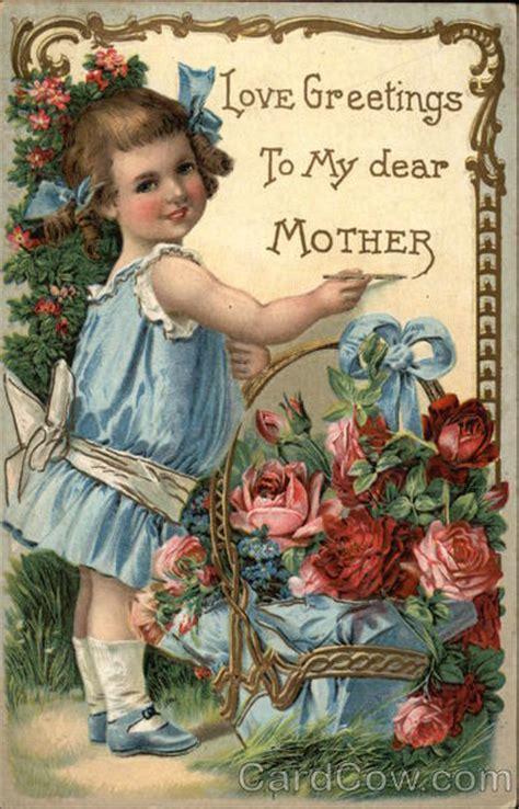 loves    dear mother   dear