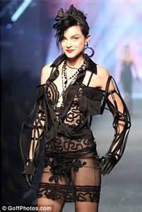 Paris Fashion Week: Madonna and Michael Jackson lookalikes ...