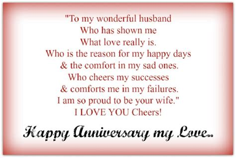 sweet anniversary letter to husband 115 best anniversary wishes for boyfriend quotes and 25003