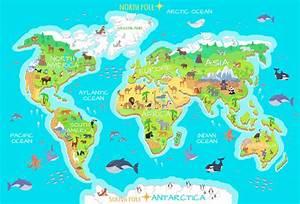 Tiere Unter Der Erde : tiere und wo sie leben unser planet erde vektor abbildung illustration von flach berg 85333841 ~ Frokenaadalensverden.com Haus und Dekorationen