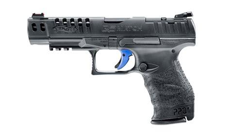 Pistole Walther Q5 Match Champion, 17-round, 9 mm x 19 - Pistoles Walther - Ieroči medniekam ...