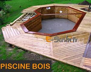 Bois Pour Terrasse Piscine : piscine bois images arts et voyages ~ Zukunftsfamilie.com Idées de Décoration