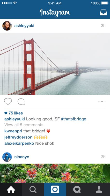 Instagram Format Thinking Outside The Square Support For Landscape And