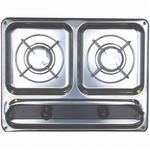 Plaque De Cuisson 2 Feux Electrique : plaque de cuisson en inox 2 feux de marque suter pour ~ Dailycaller-alerts.com Idées de Décoration