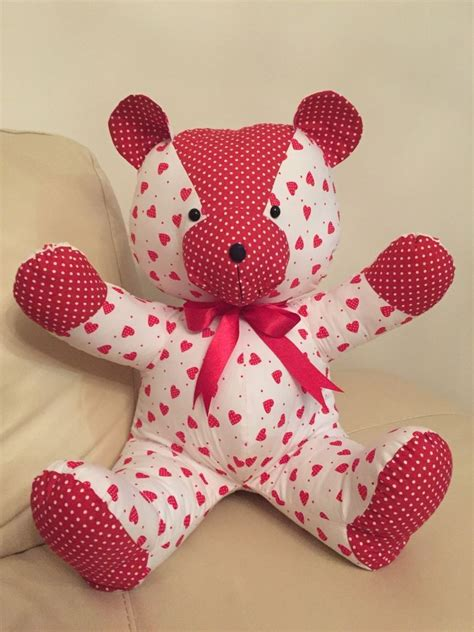 Sleepers Free by Teddy Tutorial And Pattern Pictures Of Keepsakes