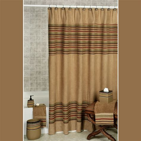 Green And Brown Shower Curtains by Solid Olive Green Shower Curtain Shower Curtains Ideas