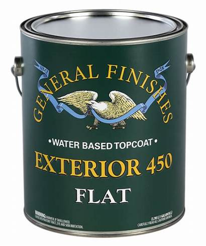 Exterior Based Water Finishes Topcoat General Wood