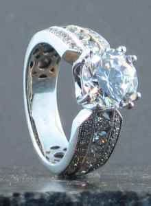 Big Engagement Ring For Sale  Di Candia Fashion