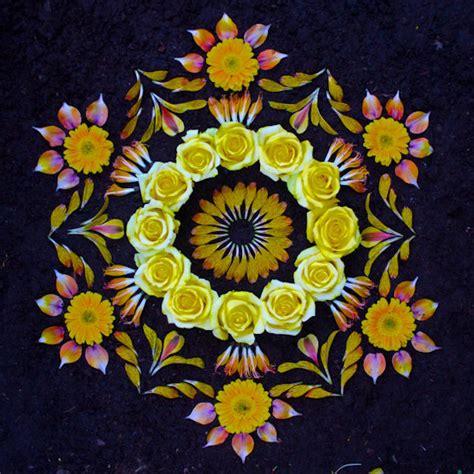 mandala klein new flower mandalas by kathy klein fubiz media