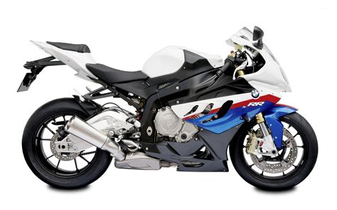 Side View Of A Bmw S1000rr Wallpaper