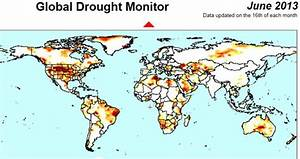 Drought In World