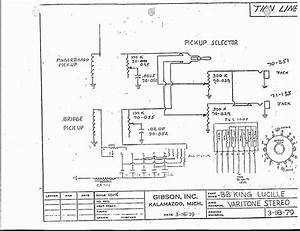 Gibson Les Paul Wiring Diagram