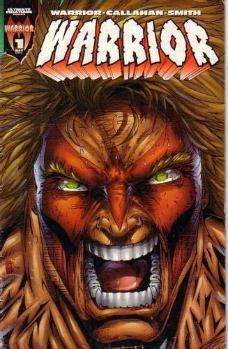 warrior comic book tv tropes